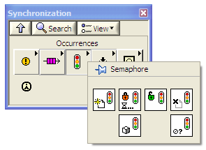 Semaphore-Palette